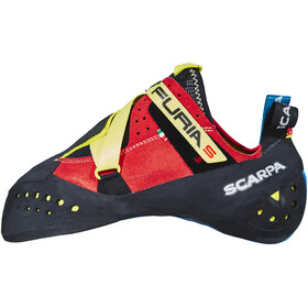 Scarpa Furia S Climbing Shoes Unisex parrot/yellow